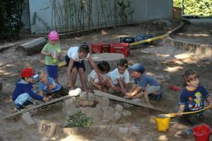 Hof Franziskus Kindergarten Gengenbach